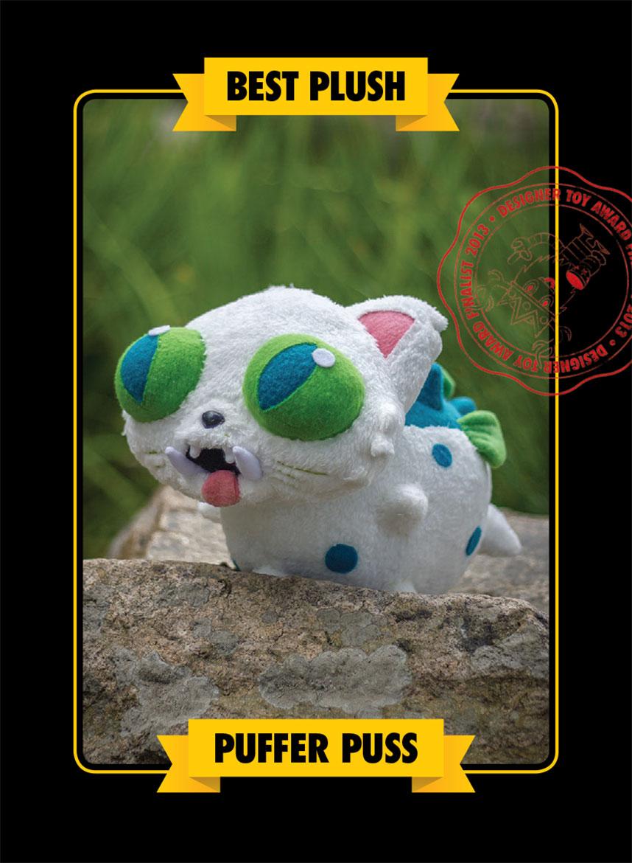 Puffer Puss