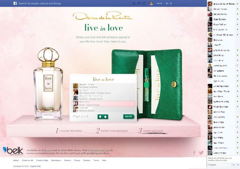 ODLR Live In Love User Select